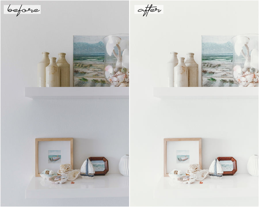 Interior Desktop Lightroom Presets