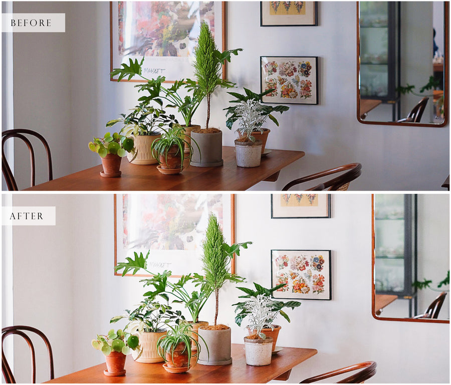 Interior Lightroom Presets