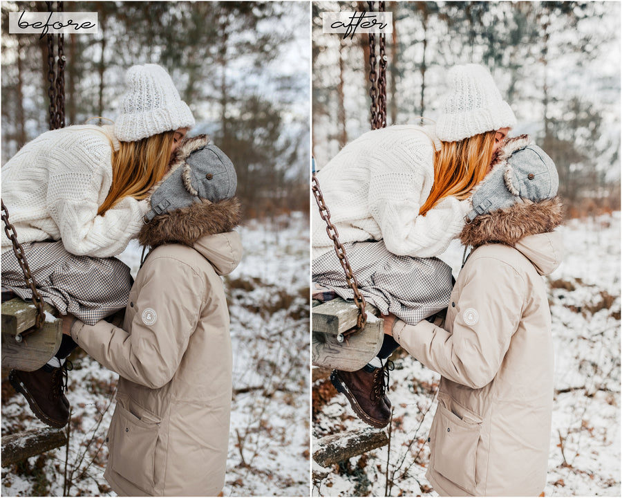 Bright and Airy Mobile Lightroom Presets - Hyggely Presets and Branding