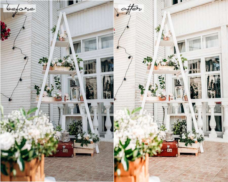 Clean Mobile Lightroom Presets - Hyggely Presets and Branding