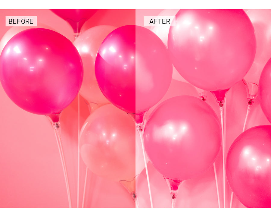 Cotton Candy Mobile Lightroom Presets - Hyggely Presets and Branding