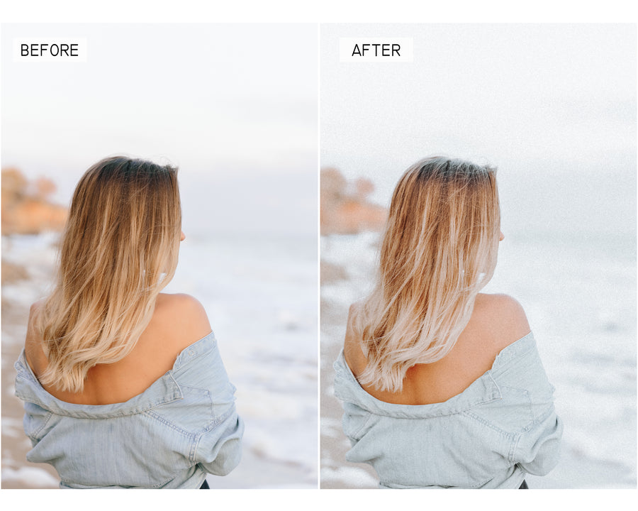 Clean Tones Desktop Lightroom Presets - Hyggely Presets and Branding
