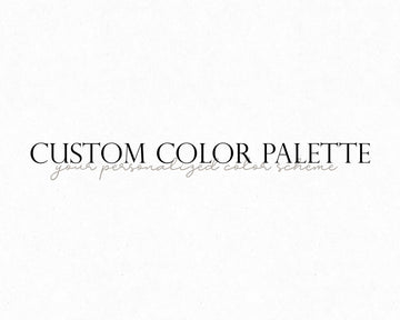 Custom Color Palette - Hyggely Presets and Branding