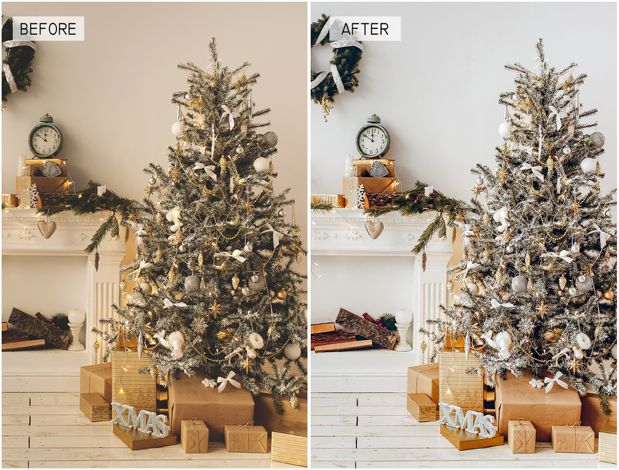 Interior Desktop Lightroom Presets - Hyggely Presets and Branding