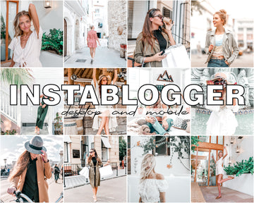 Instablogger Lightroom Presets - Hyggely Presets and Branding
