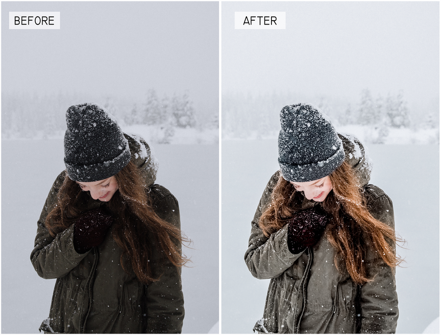 Minimalist Mobile Lightroom Presets - Hyggely Presets and Branding
