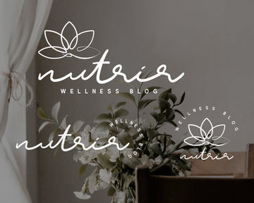 Nutrir Semi-Custom Brand Package - Hyggely Presets and Branding
