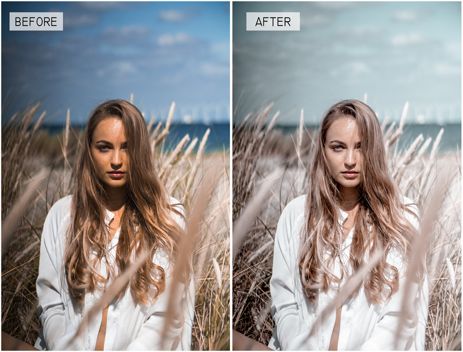 Coconut Lightroom Presets - Hyggely Presets and Branding
