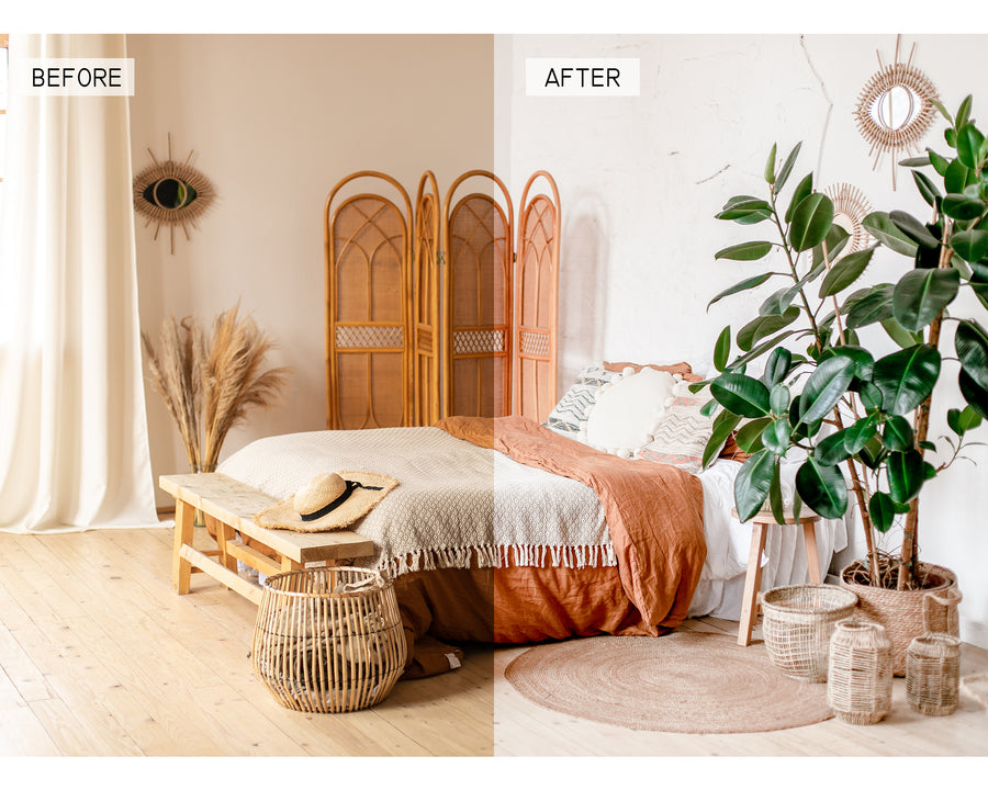 Clean and Crisp Mobile Lightroom Presets - Hyggely Presets and Branding