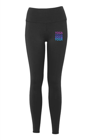 Womens Luxury High Quality Yoga Pants (made in USA)