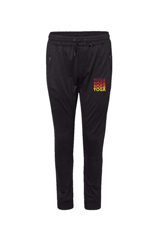Performance Joggers Black (made in USA)