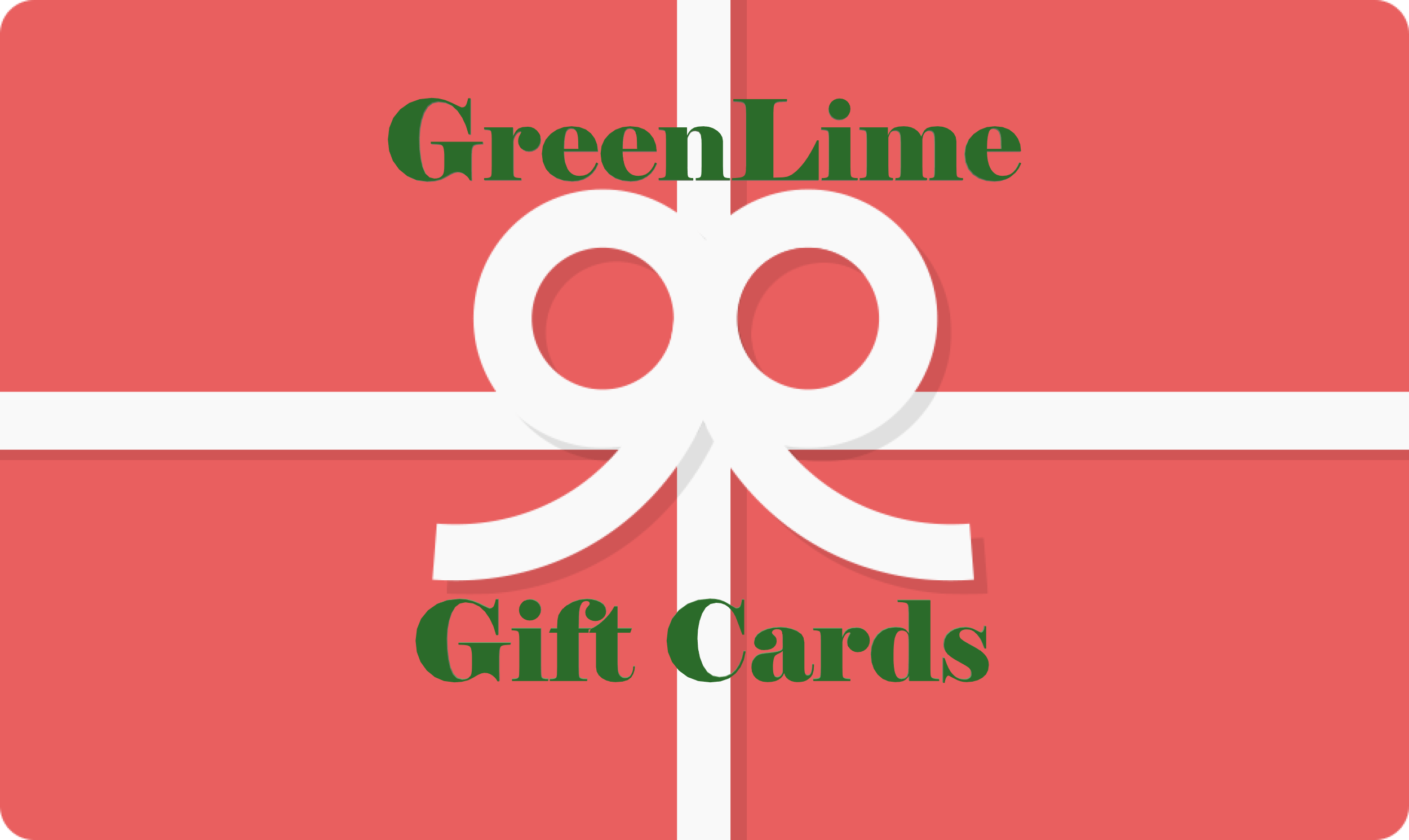 GreenLime Gift Cards