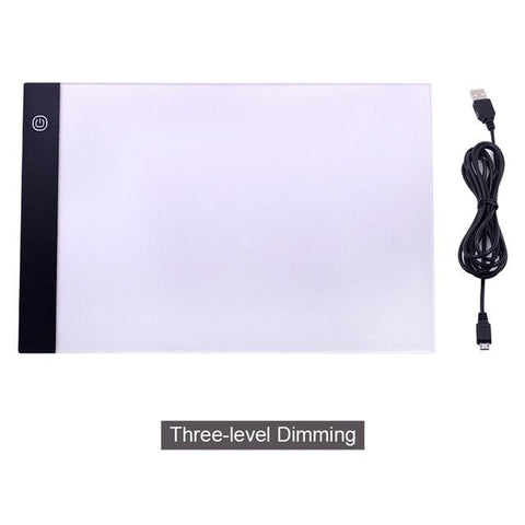 Drawing LED Tablet / Digital Graphics Pad with USB Connection - GreenLime Online Store