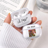 Hellboy Lil Peep Love AirPods Portable & Protective Silicone Cover Case for Apple AirPods Charging Case 1, 2 and Pro - GreenLime Online Store