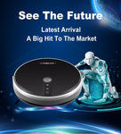 Robot Vacuum Cleaner, Smart Memory, WiFi APP Map Display - GreenLime Online Store