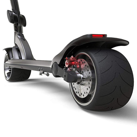 Electric Scooter-Portable Smart Folding with 9 Inch Non-Slip Solid Tire