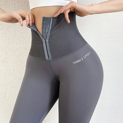 Stretchy Yoga Pants, High Waist Compression Tights Sport Pants, Sport Leggings
