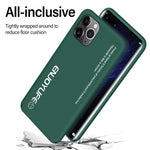 iPhone-Ultra Thin Shockproof Frosted Matte Cover, Hard PC Phone Case