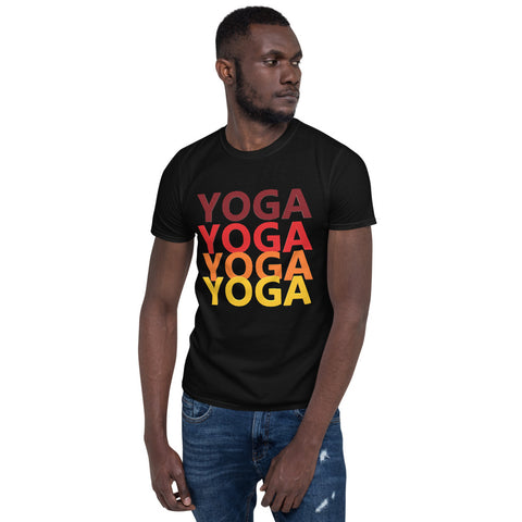 YOGA Unisex Short-Sleeve T-Shirt