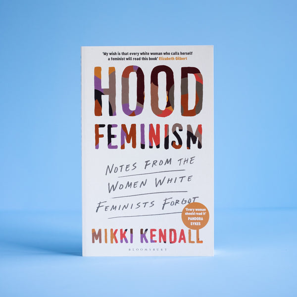 November Bookety Club Review of Hood Feminism by Mikki Kendall