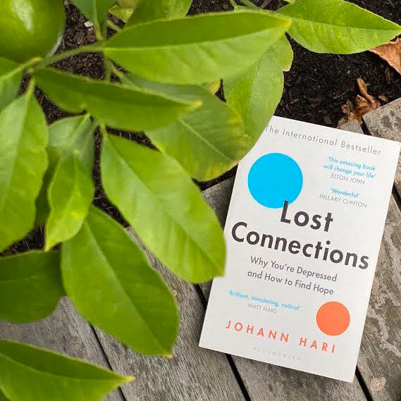 GUEST REVIEW: Lost Connections by Johann Hari