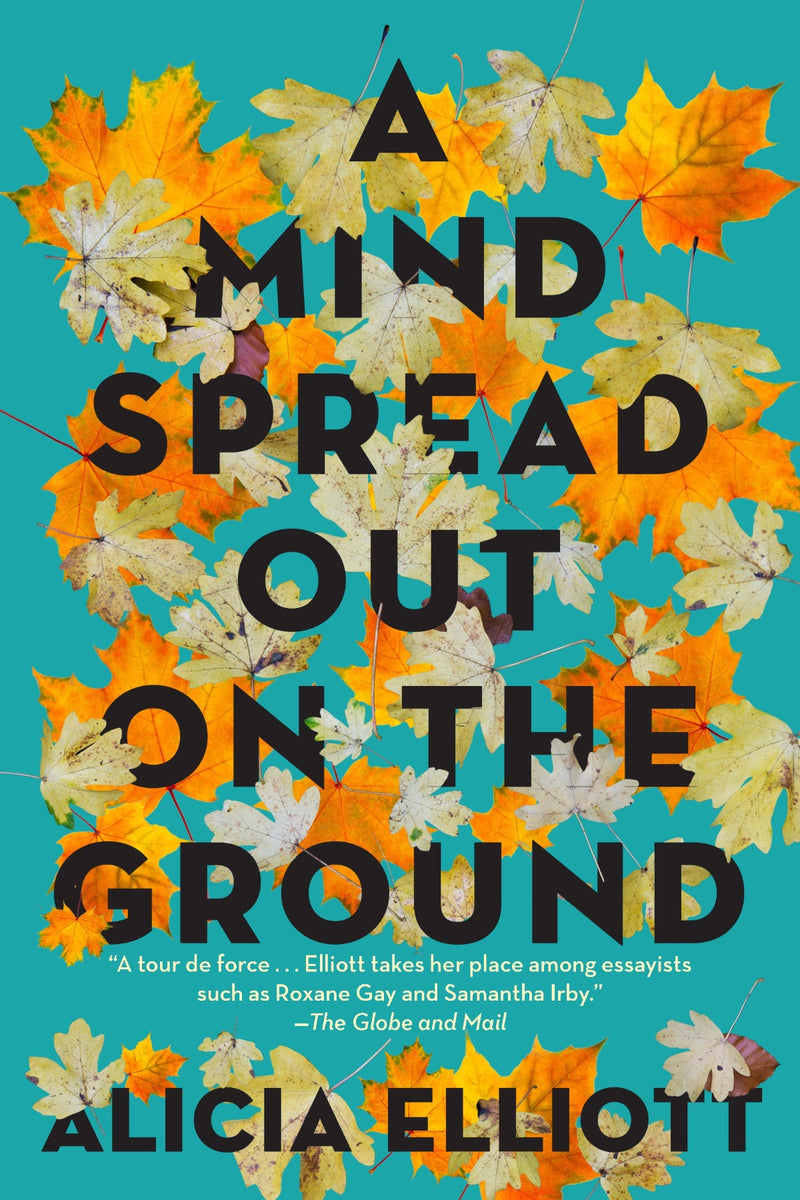 Mind Spread Out On The Ground