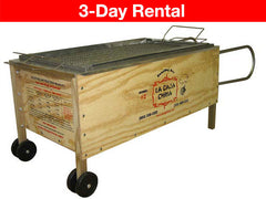 Caja China Pig Roaster - Ottawa BBQ Rental