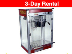 Popcorn Machine Party Rental Ottawa
