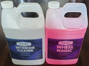 WHEEL MAGIC: CLEANER & IRON REMOVER