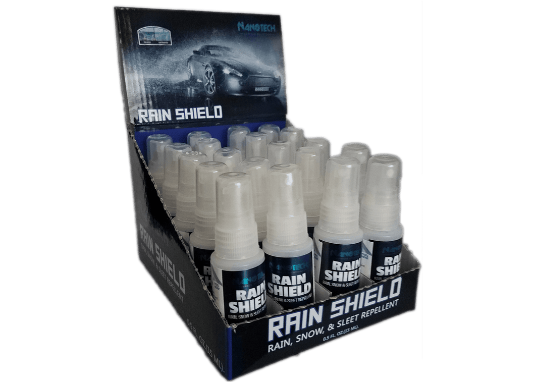 RAIN SHIELD DISPLAY BOX- 20 UNITS