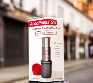 Aeropress Go Coffee Brewer
