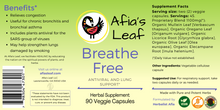 Load image into Gallery viewer, Breathe Free: Antiviral and Lung Support
