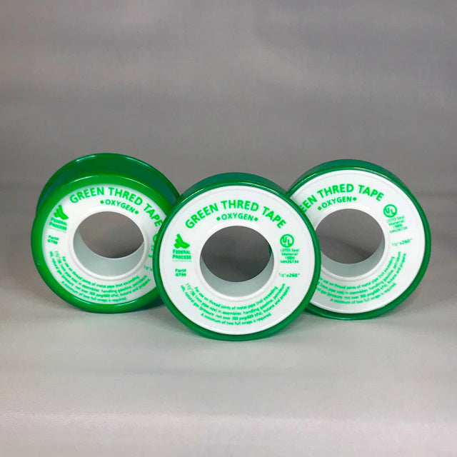 Oxygen Thread Tape