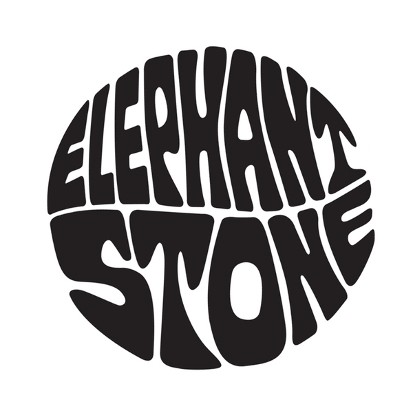 Elephant Stone Logo Sticker