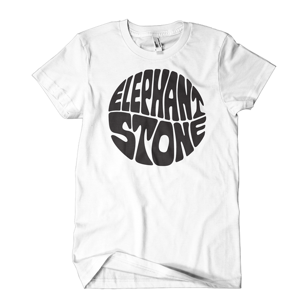 Elephant Stone T-Shirt - White