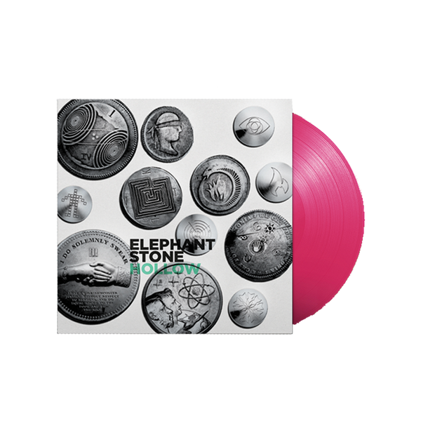 Hollow Hot Pink Vinyl Bundle - PRE-ORDER