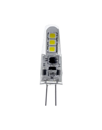 Foco cacahuate LED 2W (G4LED2/LD)