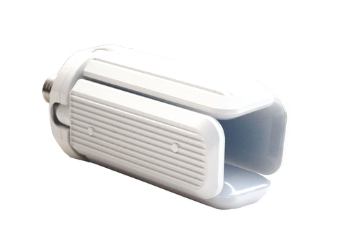 Foco tubular tipo ventilador led 52W (FAN52)
