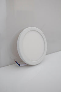 Panel circular LED 10W  Empotrable BC (SKY10PL/BC)