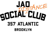 Jao Social Distance Club