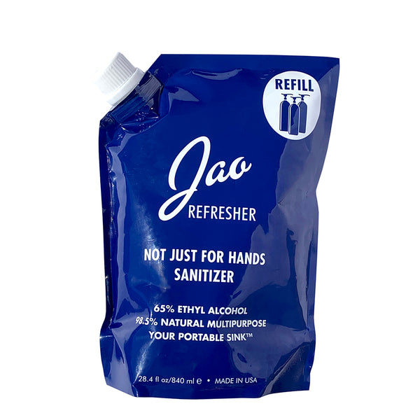 Jao Hand Refresher Refill Pouch - Jao Social Club