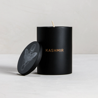 Kashmir in Black Concrete - Jao Social Club