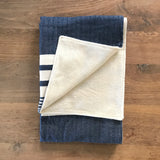 Turkish Hamam Bath Denim Blue - Jao Social Club