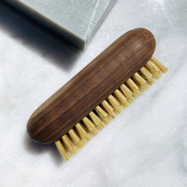 Ash Wood Nail Brush - Jao Social Club