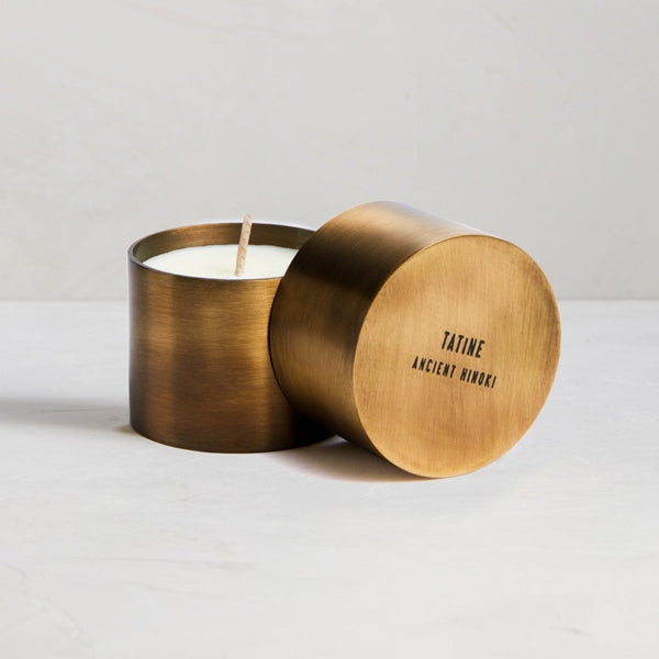 Brass Candle Collection - Jao Social Club