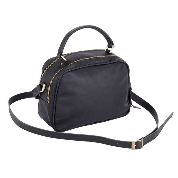 Double Zip Crossbody Flight Companion - Jao Social Club