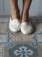 xTravel Slippers White - Jao Social Club