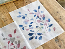 Load image into Gallery viewer, October Fall Vellum 2020 - Blue Pink