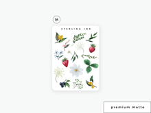 Load image into Gallery viewer, July Berry Stickers (2020)