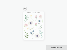 Load image into Gallery viewer, June Floral Stickers (2020)
